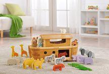 Des jouets par milliers