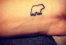Tattoo: Bear