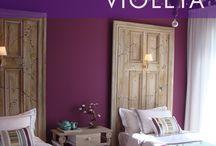 Cor violeta