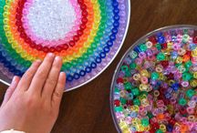 Crafts- pony beads