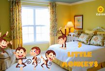 Music for kids in 4K / Listen to the most popular nursery rhymes - Bingo Dog Song, Mary had a little lamb, 5 Little Monkeys & Wheels on the bus in Karaoke form to sing along in an unique way. http://bit.ly/rhymesin4K