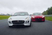 In hot pursuit. #FTYPECOUPE #Monticello #CarsofInstagram #Chase - photo from jaguar http://ift.tt/1IKPeld