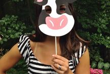 Cow costume ideas for Chik-Fil-A Cow Appreciation Day