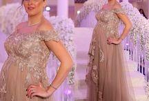 Hamile abiye elbise