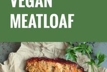 vegan meat loaf