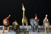 Festa Animais da Selva