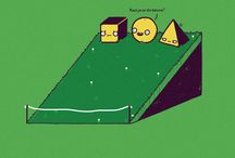 Funnies / by Rachel Manthe
