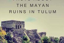 TRAVEL | Mexico / Things to do in Mexico | Where to go in Mexico | Mexico holidays | Yucatan Peninsula | Mexico City | Travel inspiration