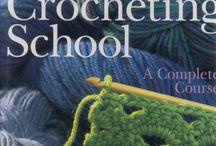 Old school crafts / Knitting, crochet etc