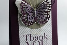 Butterfly Thinlits Stampin Up