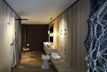 Gessi,a Milano / Nella straordinaria architettura del Concept Lab di recente inaugurazione – Gessi Milano in via Manzoni 16/A, in occasione del Fuorisalone 2013, Gessi rappresenta con sette installazioni le diverse atmosfere del bagno.
