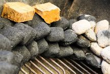 BBQ Cooking Methods / The different coal setups to convert you BBQ kettle to a smoker