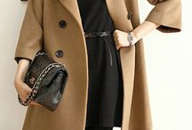 верхняя одежда / by lusy