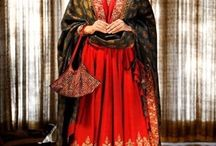 Indian Women Suits - Anarkalis and Floor Length / A Gallery of Bridal Indian Suits including Anarkalis, Straight Length Suits, Floor Length Suits