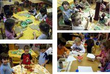 předškolní / grafomotorika