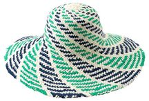 Hat weaving