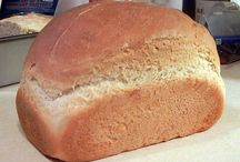 Baking white bread