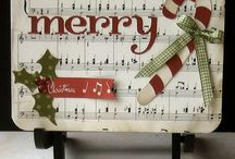 Christmas Card Ideas / by allaboutscrapbooks