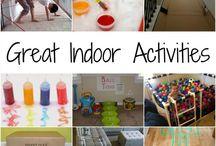 kids indoor ideas