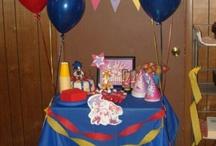 Sonic bday party for gavin / by amanda salazar