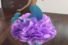 my little mermaid party