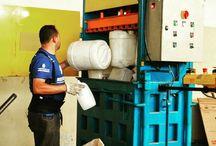 TST nas cooperativas de reciclagem de SP.