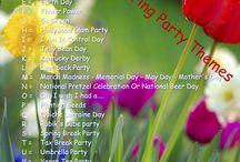Party planning Ideas (Direct Sales)