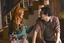Clary and Simon