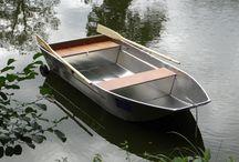 Barque de pêche en aluminium soudée à fond plat Fishing small boat 3000 MODEL / Barque de pêche Barque en aluminium Barque légère Barque soudée Barque à fond plat Barque haut de gamme Barque design Barque d'occasion Barque alu BARQUE ALU SOUDEE
