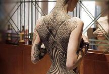 intim tatoo