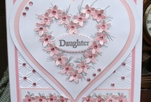 Couture Creations 5x7 Embossing Folder - Gift Wrapping - Tied Together