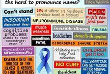 ME och andra sjukdomar