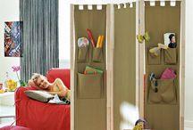 decoracion de habitaciones infantiles / como organizar la habitacion de un niño