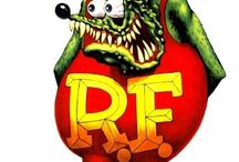 Ed Roth and Rat Fink / Ed Roth // Rat Fink