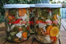 τουρσι λαχανικων