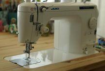 Juki {my next machine} / by Sew Me State