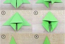 Papirbretting og origami