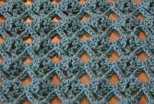 diamant lace crochet
