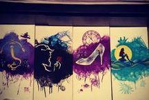 _disney art_