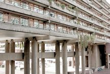 Modernist London / London has so many incredible examples of modernist social housing. Many in disrepair and awaiting demolition. A few (which tend to be the ones in prime locations) have been refurbished but no longer house the people they were designed for in the post-war reconstruction period.