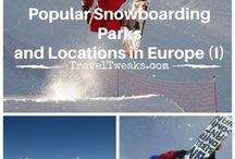 Europe   Snowboarding & Skiing