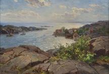 Maleri, kunstnere / Inspirasjon