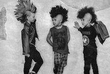punk rock girl / by Nicole Werstein