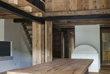 tavoli legno e ferro