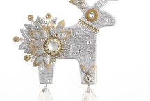 Jelení šperky - moji jeleni