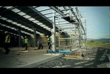 Steel Buildings Design - UK's Leading Cold Rolled Steel Suppliers