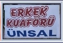 Erkek Kuaförü Ünsal / Berber, Ankara.