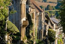 The Cotswolds / The Cotswolds are well-known for gentle hillsides (or 'wolds'), sleepy villages and for being typically English. We have eight hotels dotted around the Cotswold countryside, and here are our favourite pins of the surrounding area...