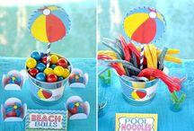 Pool Party Ideas / by Tammy Wren