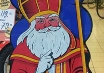 Sinterklaas etalage's en decoraties / Sinterklaas / 5 Dec. etalages en decoraties